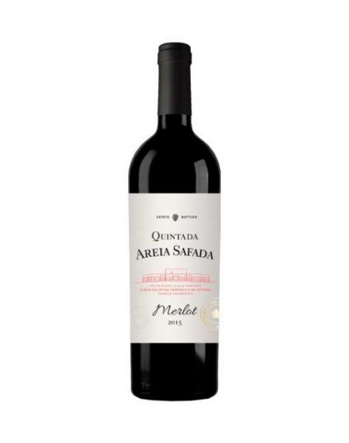 Garcias - Vinhos e Bebidas Espirituosas - VINHO QUINTA DA AREIA SAFADA MERLOT TINTO 1