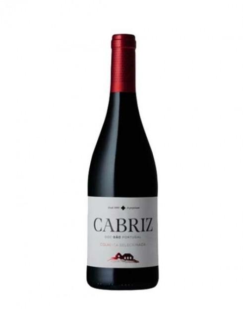 Garcias - Vinhos e Bebidas Espirituosas - VINHO DÃO CABRIZ COLHEITA SELECIONADA TINTO 2018 1