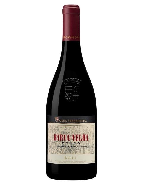 Garcias - Vinhos e Bebidas Espirituosas - VINHO BARCA VELHA TINTO 2011 CX. MADEIRA 1