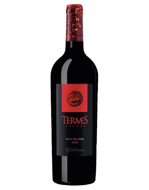 Garcias - Vinhos e Bebidas Espirituosas - VINHO TERMES TINTO 2017 1