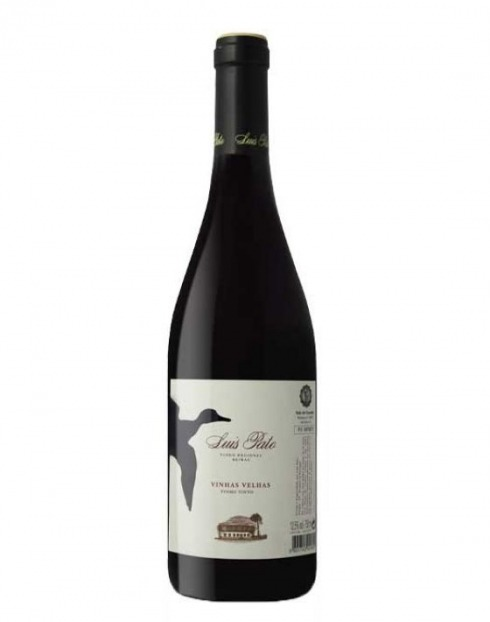 Garcias - Vinhos e Bebidas Espirituosas - VINHO LUIS PATO VINHAS VELHAS TINTO 2014 1