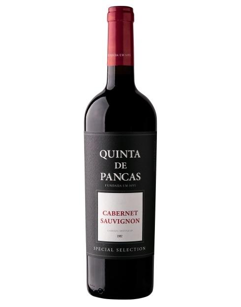 Garcias - Vinhos e Bebidas Espirituosas - QUINTA DE PANCAS SPECIAL RESERVE CABERNET SAUVIGNON TINTO 1