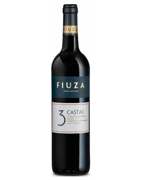 Garcias - Vinhos e Bebidas Espirituosas - VINHO FIUZA TRES CASTAS TINTO 2019  1
