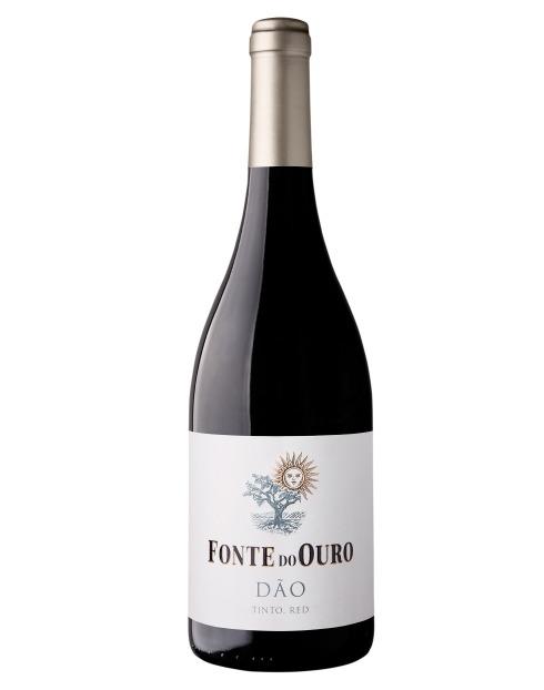 Garcias - Vinhos e Bebidas Espirituosas - VINHO FONTE DO OURO TINTO 2018 1