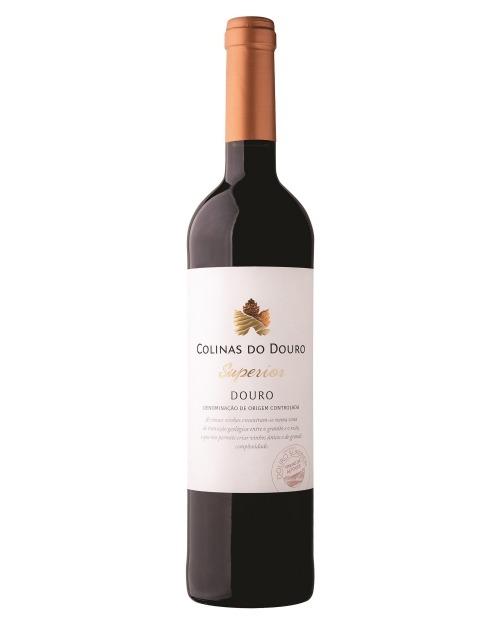 Garcias - Vinhos e Bebidas Espirituosas - VINHO COLINAS DO DOURO SUPERIOR DOC TINTO 2018 1