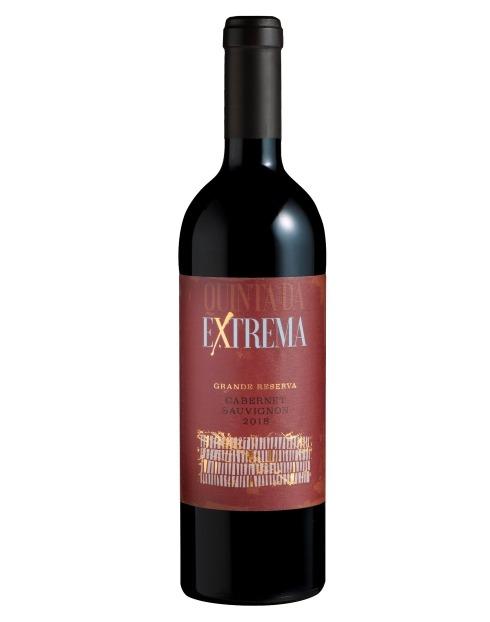 Garcias - Vinhos e Bebidas Espirituosas - VINHO QUINTA EXTREMA CABERNET SAUVIGNON IG DURIENSE TINTO 18 1