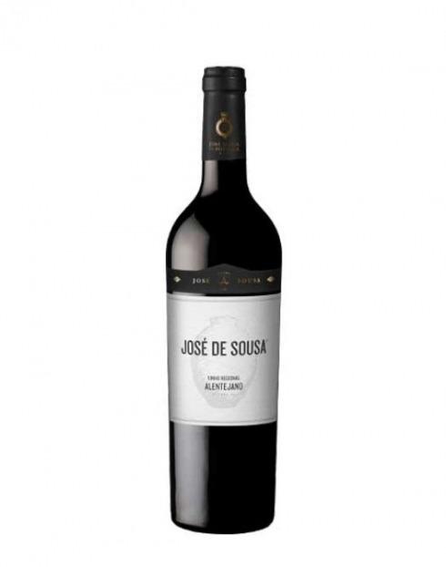 Garcias - Vinhos e Bebidas Espirituosas - V.JOSE SOUSA TIN 2018  (6) 14.5%  0.75 1