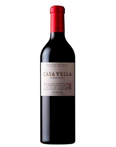 Garcias - Vinhos e Bebidas Espirituosas - VINHO CASA VELHA D'ESPIELLS TINTO 2016  1