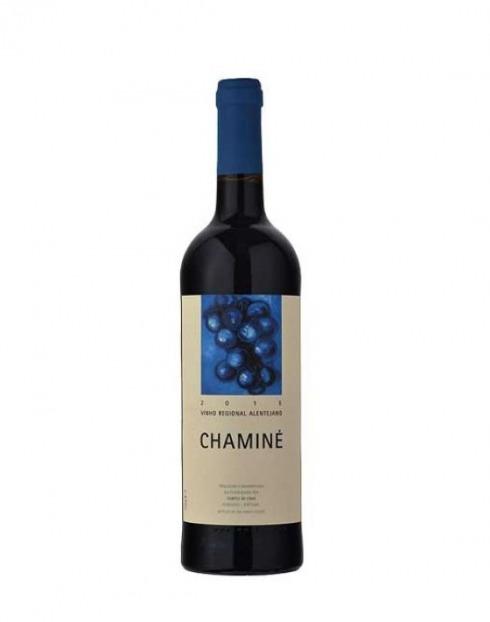 Garcias - Vinhos e Bebidas Espirituosas - VINHO CHAMINÉ TINTO 2019 1