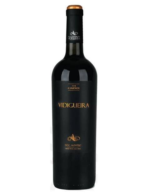 Garcias - Vinhos e Bebidas Espirituosas - VINHO VIDIGUEIRA TINTO 2019 1