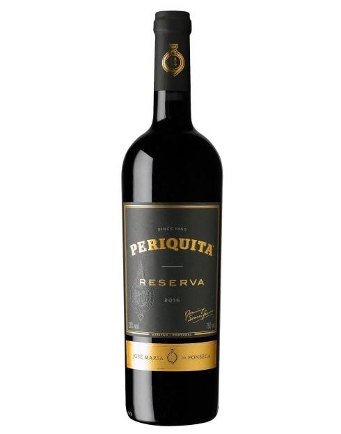 Garcias - Vinhos e Bebidas Espirituosas - VINHO PERIQUITA RESERVA TINTO 2017 1