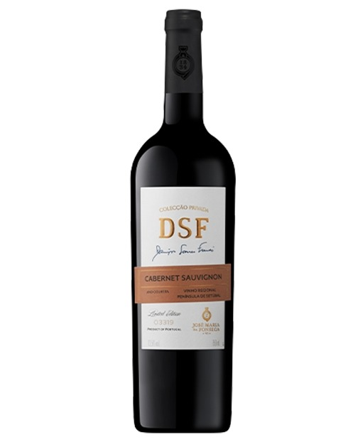 Garcias - Vinhos e Bebidas Espirituosas - VINHO DSF COL. PRIVATE CABERNET SAUVIGNON TINTO 2017  1