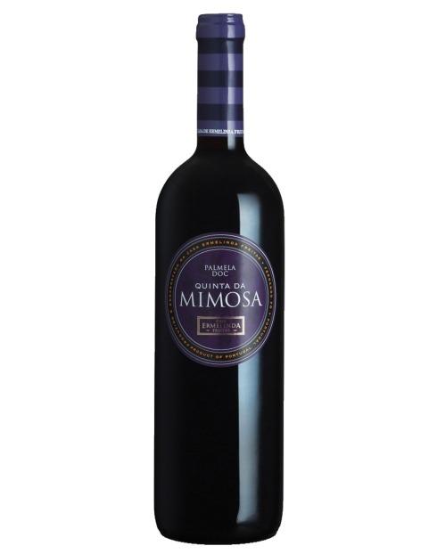 Garcias - Vinhos e Bebidas Espirituosas - VINHO QUINTA DA MIMOSA TINTO 2018 1