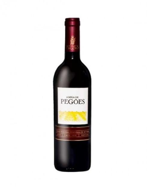 Garcias - Vinhos e Bebidas Espirituosas - VINHO ADEGA PEGÕES TINTO  1