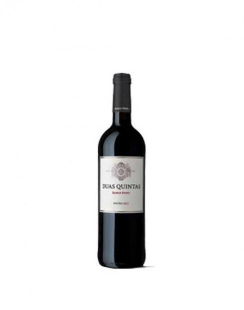 Garcias - Vinhos e Bebidas Espirituosas - VINHO DUAS QUINTAS TINTO 2018 0,375l 1
