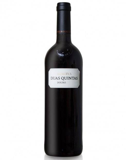 Garcias - Vinhos e Bebidas Espirituosas - VINHO DUAS QUINTAS RESERVA TINTO 1