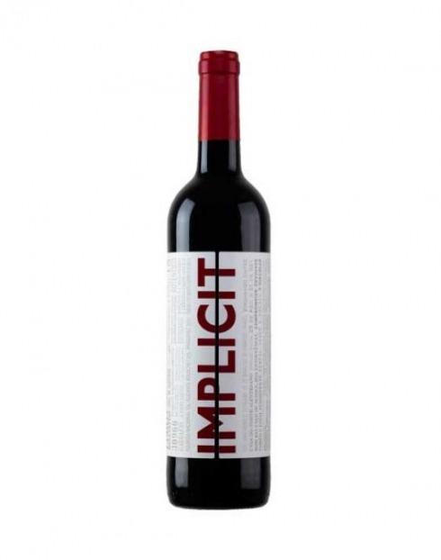 Garcias - Vinhos e Bebidas Espirituosas - VINHO IMPLICIT TINTO 2019 1