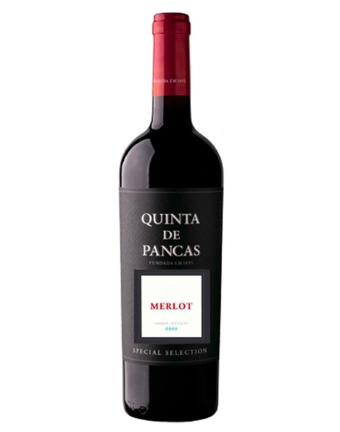 Garcias - Vinhos e Bebidas Espirituosas - QUINTA DE PANCAS SPECIAL RESERVE MERLOT TINTO 1