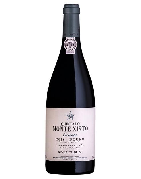Garcias - Vinhos e Bebidas Espirituosas - V.QTA DO MONTE XISTO ORIENTE CX.MAD (3) 0,75 1
