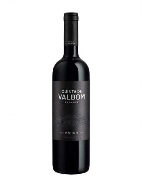 Garcias - Vinhos e Bebidas Espirituosas - VINHO QUINTA DO VALBOM RESERVA DOURO TINTO 2013 1