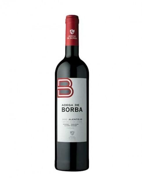 Garcias - Vinhos e Bebidas Espirituosas - VINHO BORBA DOC TINTO 2019  1