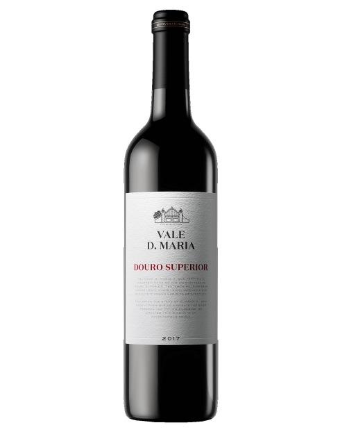 Garcias - Vinhos e Bebidas Espirituosas - VINHO QUINTA VALE D.MARIA SUPERIOR TINTO 1