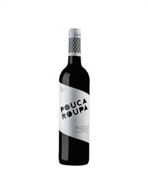 Garcias - Vinhos e Bebidas Espirituosas - VINHO POUCA ROUPA TINTO JPR 2020 1