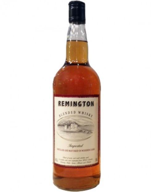 Garcias - Vinhos e Bebidas Espirituosas - WHISKY REMINGTON  1