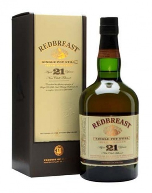 Garcias - Vinhos e Bebidas Espirituosas - WHISKY REDBREAST 21 A SINGLE POT STILL  1