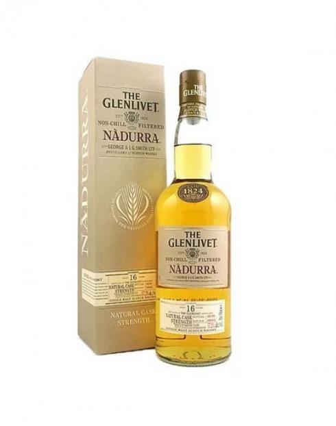 Garcias - Vinhos e Bebidas Espirituosas - WHISKY MALTE GLENLIVET 16 A NADURRA C/CX 1