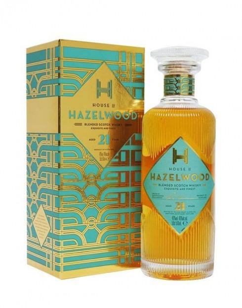Garcias - Vinhos e Bebidas Espirituosas - WHISKY MALTE HAZELWOOD 21 A C/CX 1