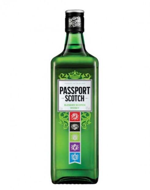 Garcias - Vinhos e Bebidas Espirituosas - WHISKY PASSPORT 1
