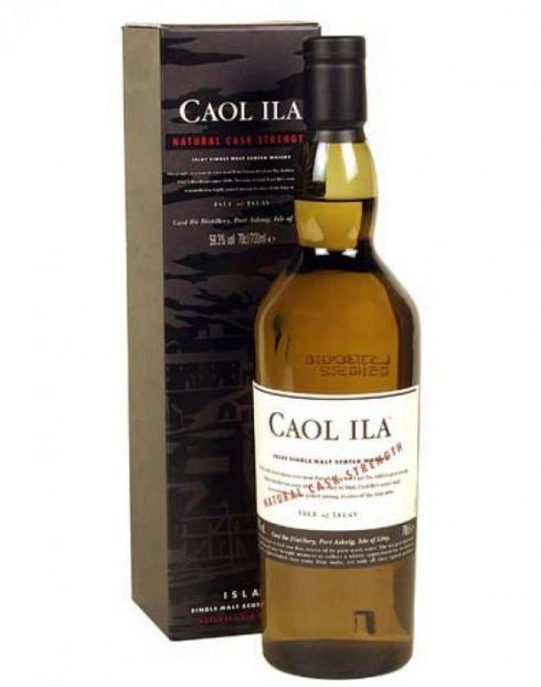 Garcias - Vinhos e Bebidas Espirituosas - WHISKY MALTE CAOL ILA CASK STRENGHT  1