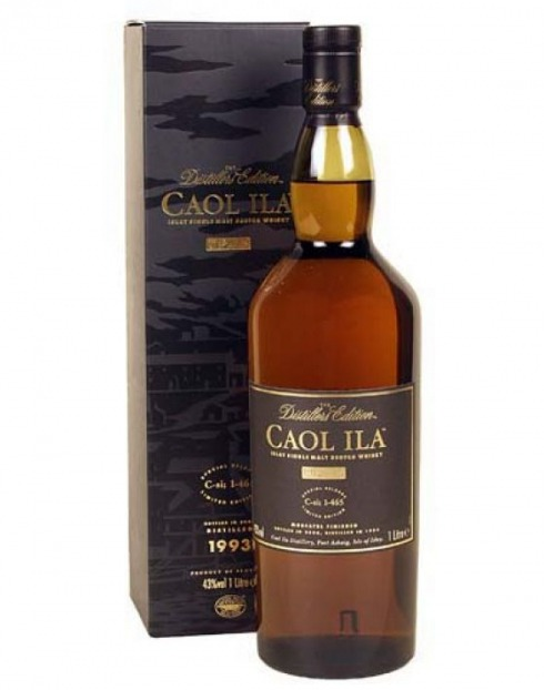 Garcias - Vinhos e Bebidas Espirituosas - WHISKY MALTE CAOL ILA DISTILLERS EDITION 93 1