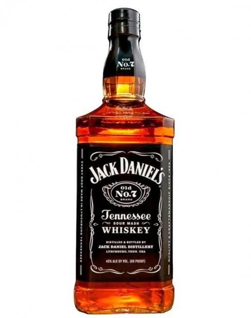 Garcias - Vinhos e Bebidas Espirituosas - WHISKY BOURBON JACK DANIEL'S  1