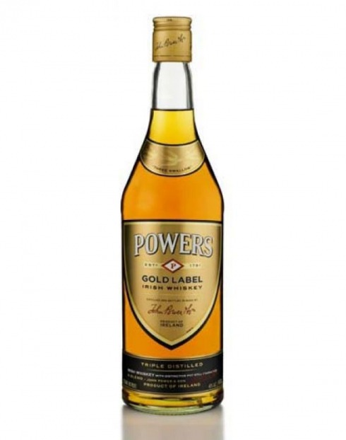 Garcias - Vinhos e Bebidas Espirituosas - WHISKY POWER S GOLD LABEL 1