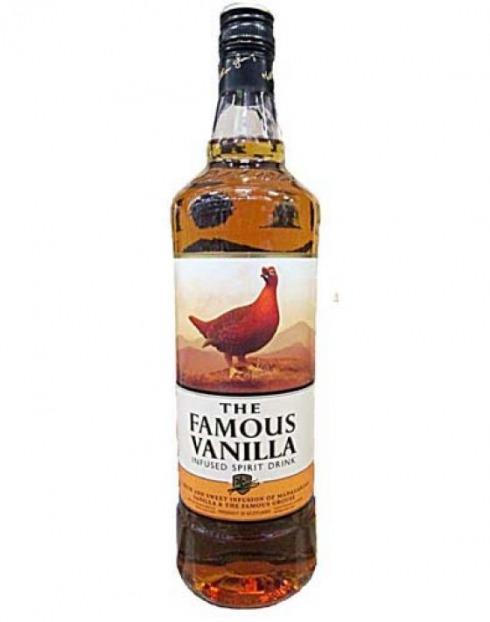 Garcias - Vinhos e Bebidas Espirituosas - THE FAMOUS GROUSE VANILLA  1