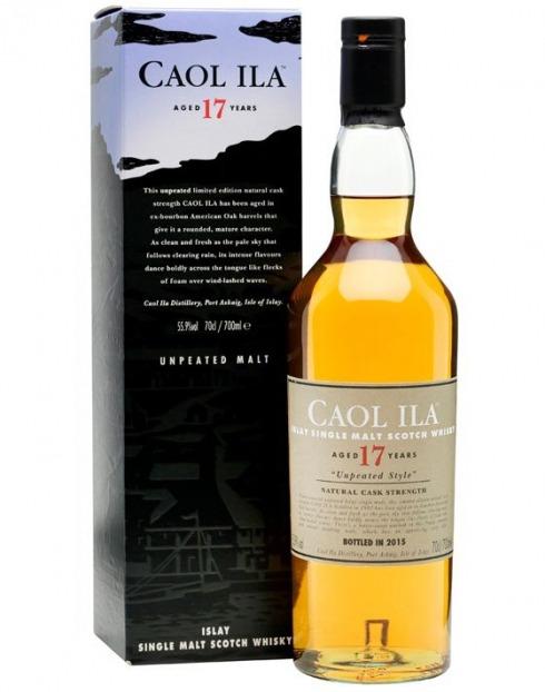 Garcias - Vinhos e Bebidas Espirituosas - WHISKY MALTE CAOL ILA 17A UNPEATED C/CX  1
