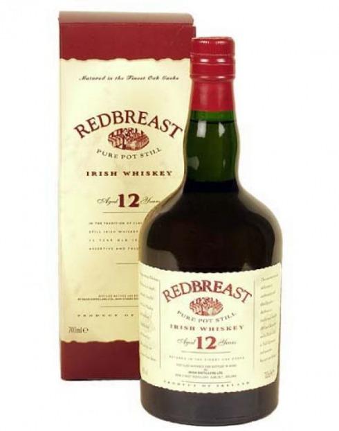 Garcias - Vinhos e Bebidas Espirituosas - WHISKY REDBREAST 12 A  1