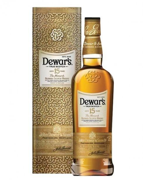 Garcias - Vinhos e Bebidas Espirituosas - WHISKY DEWAR'S 15A C/ CAIXA 1