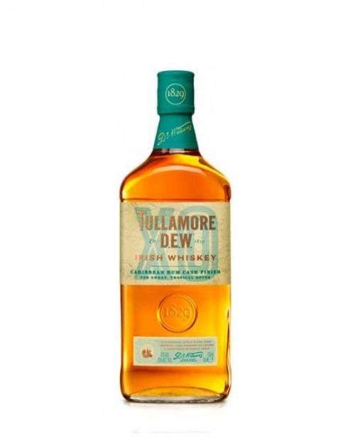 Garcias - Vinhos e Bebidas Espirituosas - WHISKY TULLAMORE DEW XO CARIBBEAN RUM CASK 1