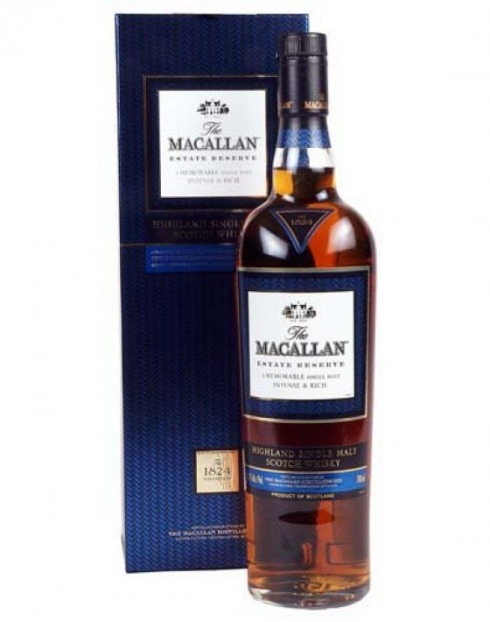 Garcias - Vinhos e Bebidas Espirituosas - WHISKY MALTE MACALLAN ESTATE RESERVE  1