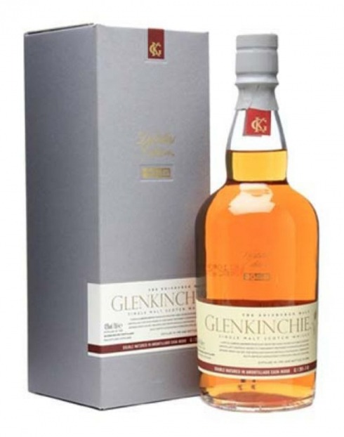 Garcias - Vinhos e Bebidas Espirituosas - WHISKY MALTE GLENKINCHIE DOUBLE MATURED 95  1