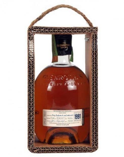 Garcias - Vinhos e Bebidas Espirituosas - WHISKY MALTE GLENROTHES VINT.91  1