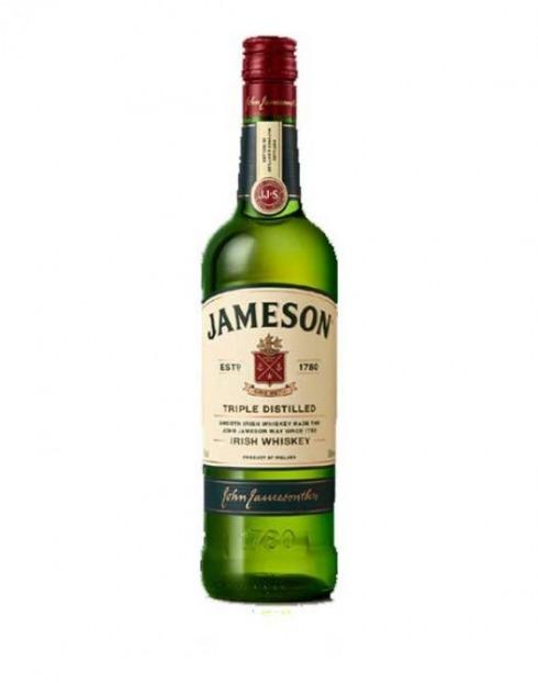 Garcias - Vinhos e Bebidas Espirituosas - WHISKY JAMESON 1L 1