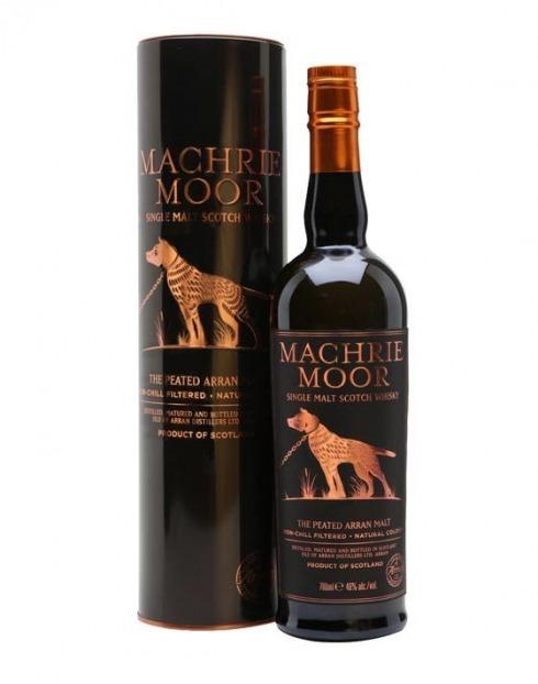 Garcias - Vinhos e Bebidas Espirituosas - WHISKY MALTE ARRAN MACHRIE MOOR 6 EDIT 1