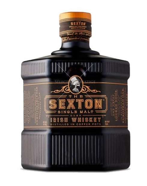 Garcias - Vinhos e Bebidas Espirituosas - WHISKY THE SEXTON IRISH 0.70L 1