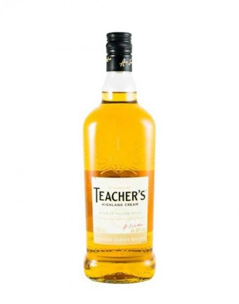 Garcias - Vinhos e Bebidas Espirituosas - WHISKY TEACHER'S  1