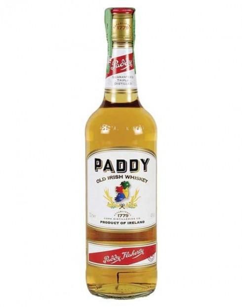 Garcias - Vinhos e Bebidas Espirituosas - WHISKY PADDY  1