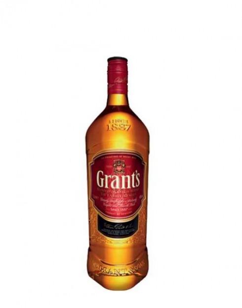 Garcias - Vinhos e Bebidas Espirituosas - WHISKY GRANT'S 1